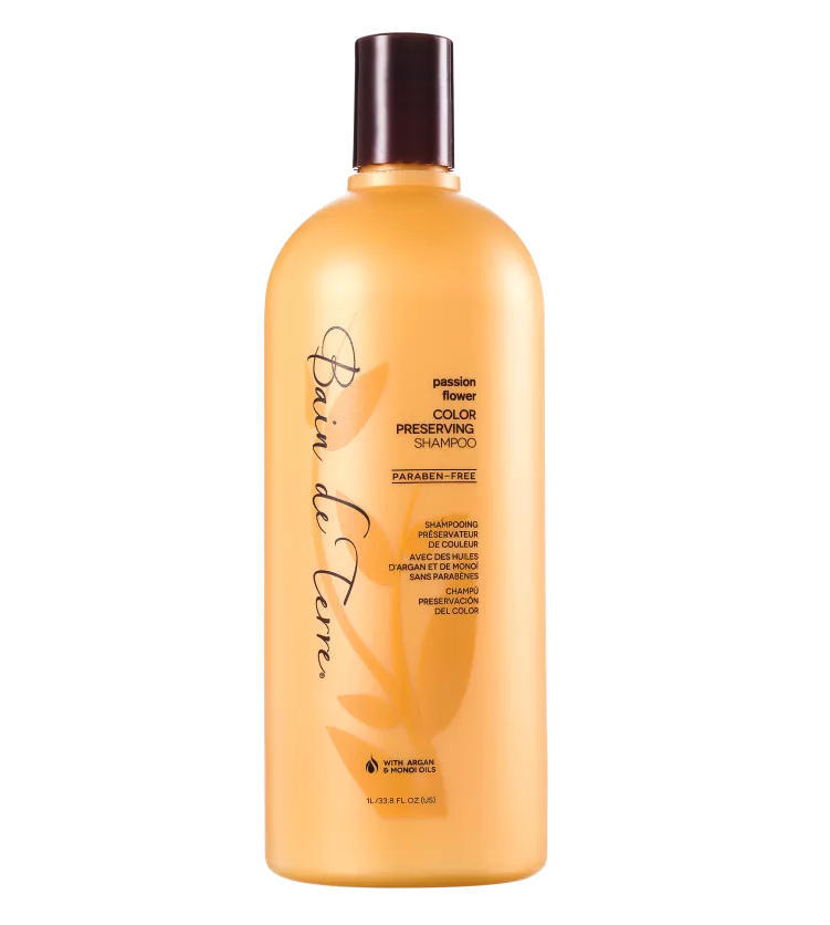 Bain de Terre Passion Flower Shampoo 1000ml