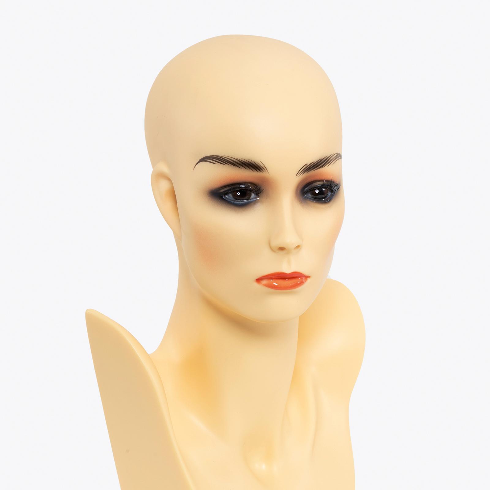 Mannequin head large ellen wille 39cm