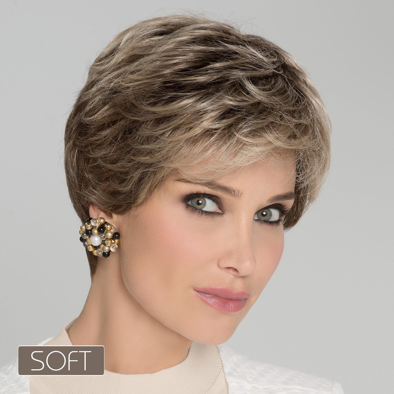 Prótese Capilar Coleção Modixx HairWear Modelo Savona Soft