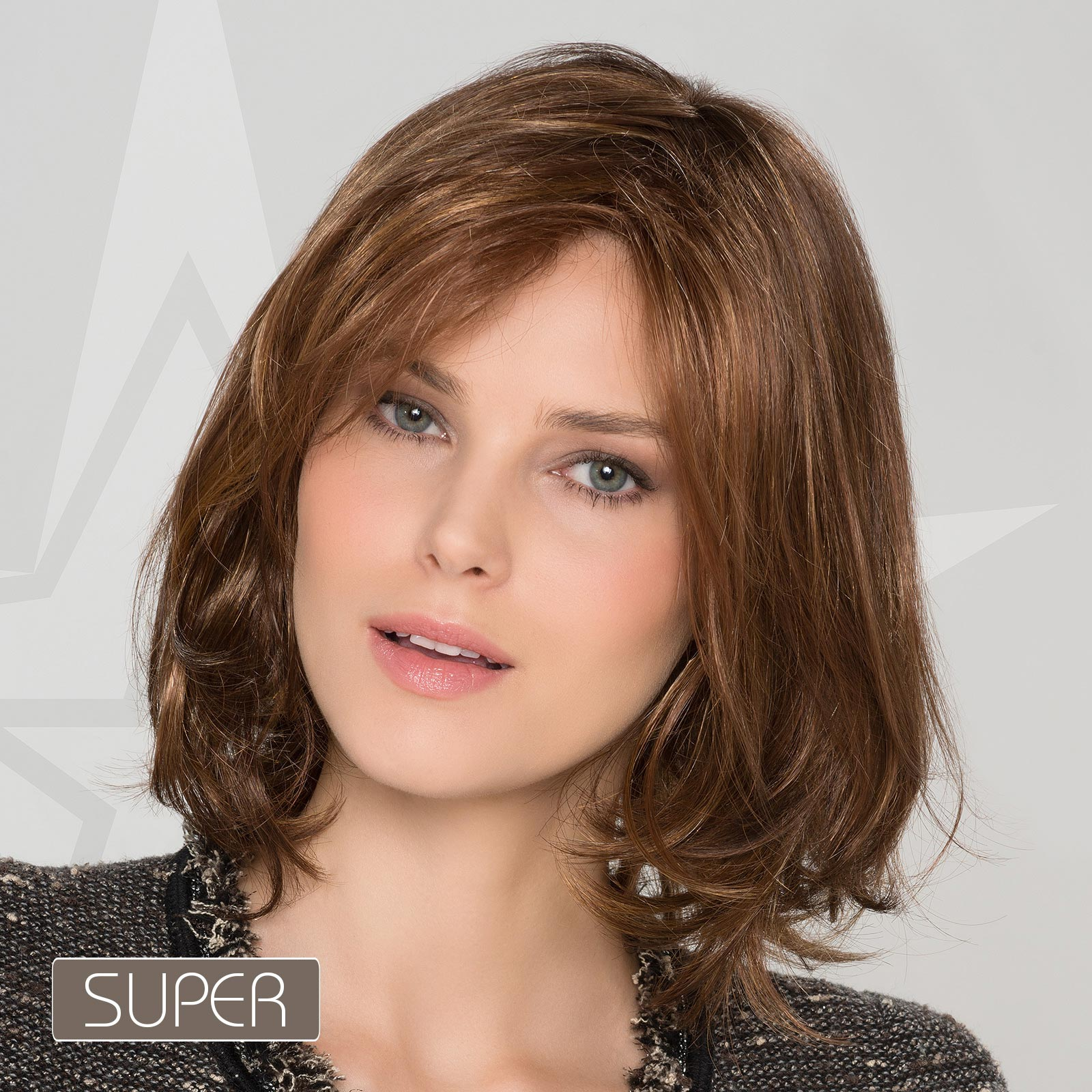 Prótese Capilar Coleção Modixx HairWear Modelo London Super
