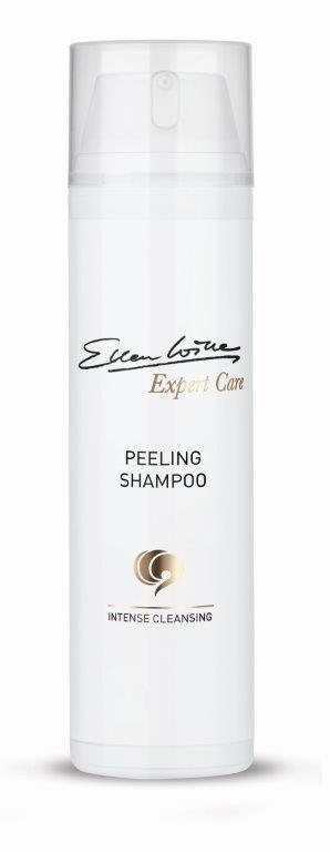 Peeling Shampoo Human Hair Care