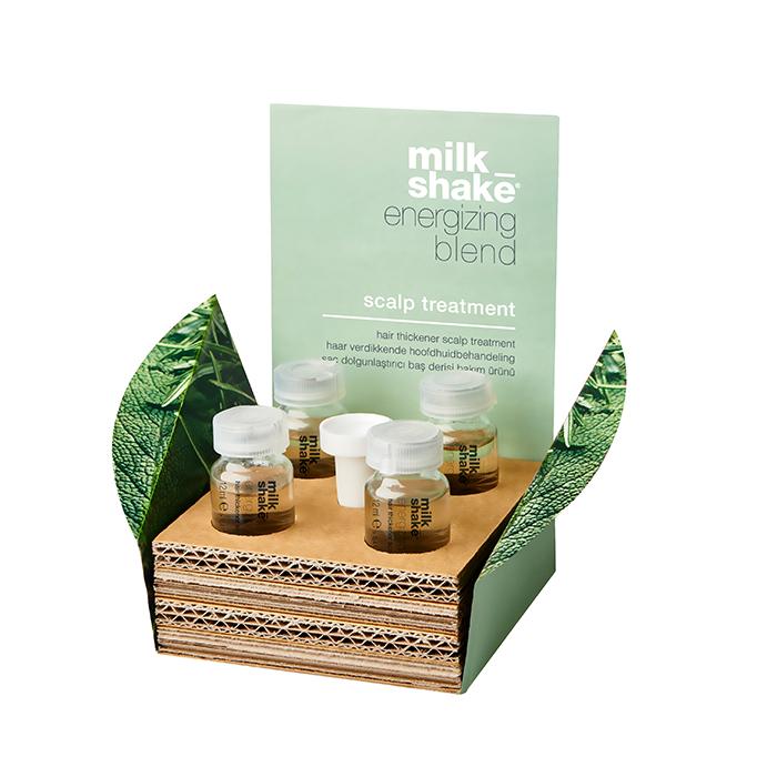 Milk Shake Haircare Energizing Blend Scalp Treatment 4x12ML