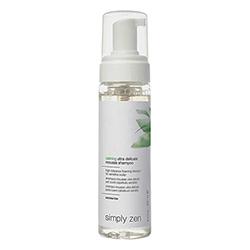 SZ Calming Ultra Delicate Mousse Shampoo 200ml